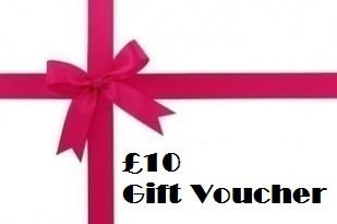 £10.00 Scissor Boutique Gift Voucher