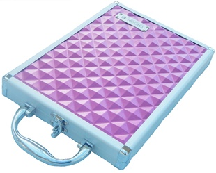 Groom-X Mini Portable Scissor Case - Pink