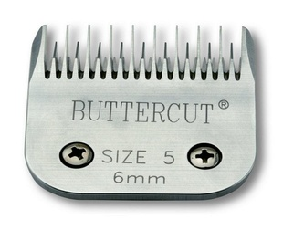 Geib Butter Cut Premium Quality No 5 (6mm Skip Tooth) Blade