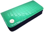 Scissor & Comb Case - Green